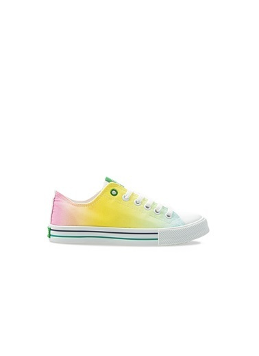 Benetton Sneakers Sarı